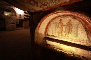 Catacumbas de San Gennaro 4
