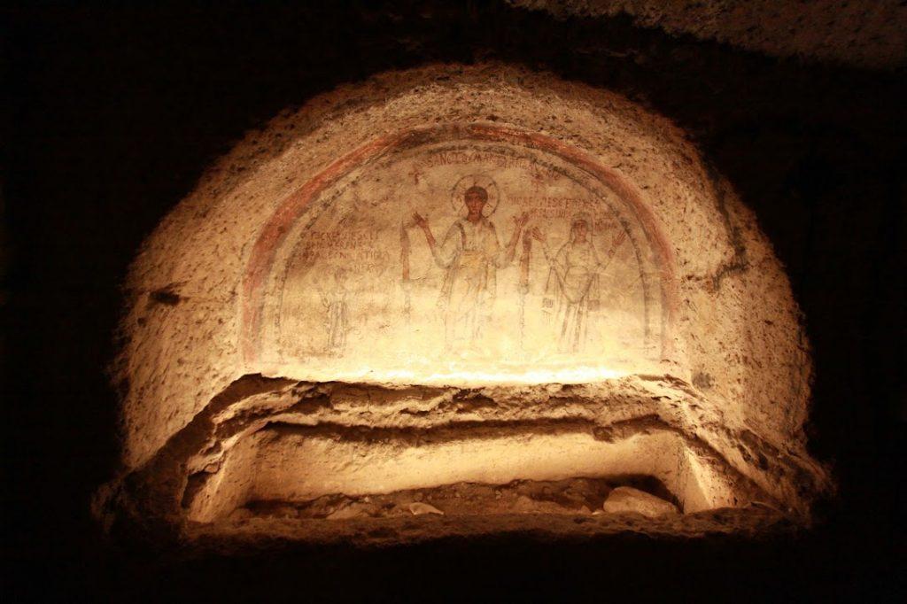 Catacumbas de San Gennaro 6