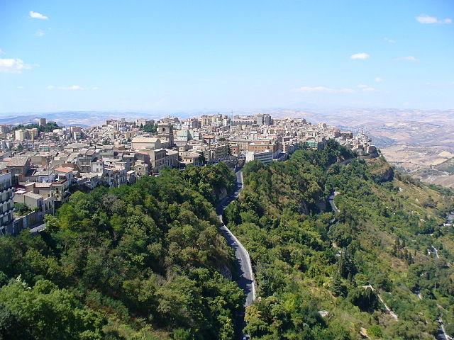 Ciudad de Enna