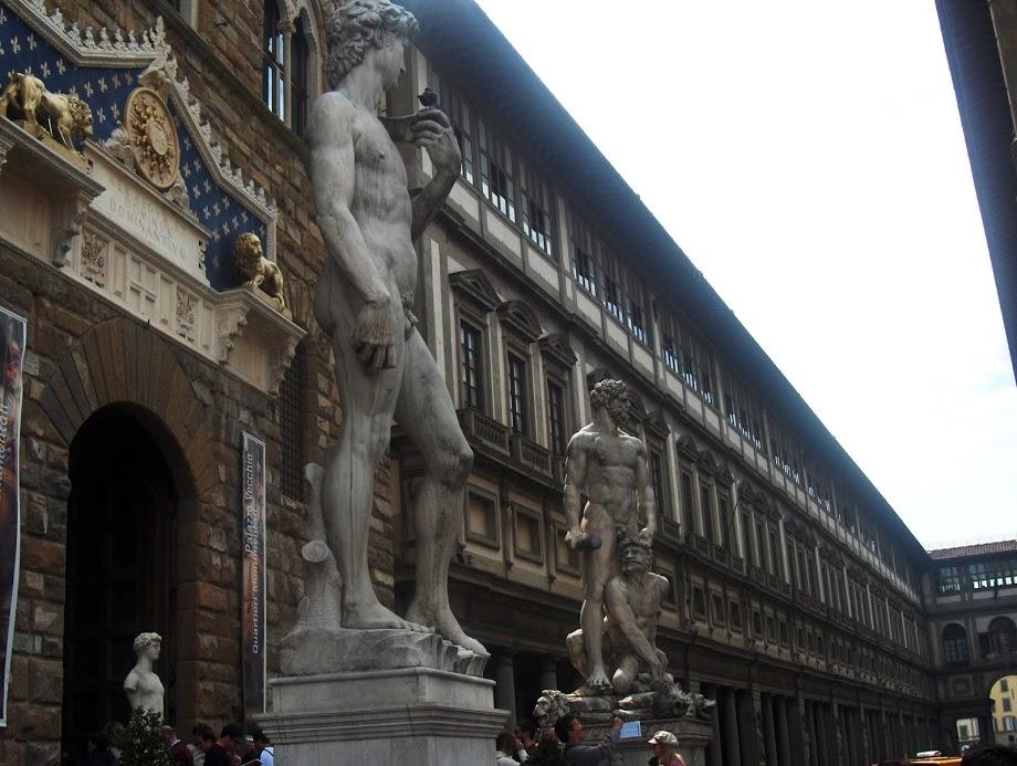 Galería Uffizi 1