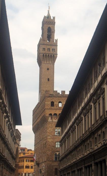 Galería Uffizi 2