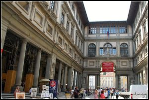 Galería Uffizi 4