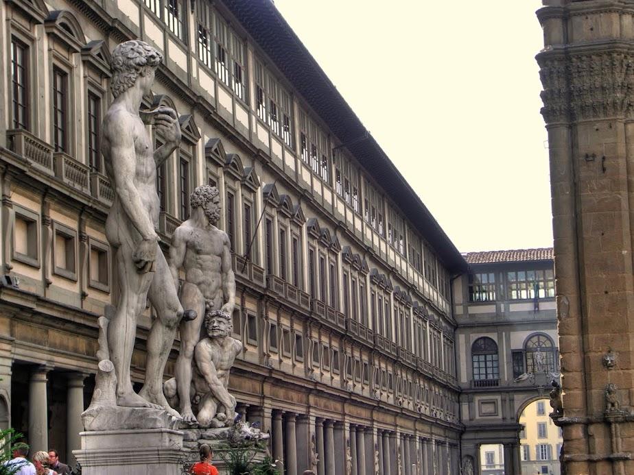 Galería Uffizi 5