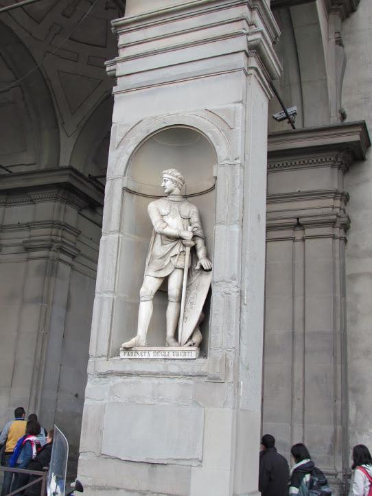 Galería Uffizi 7