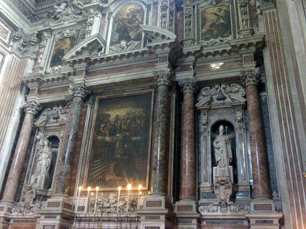 Iglesia de Gesú Nuovo 6