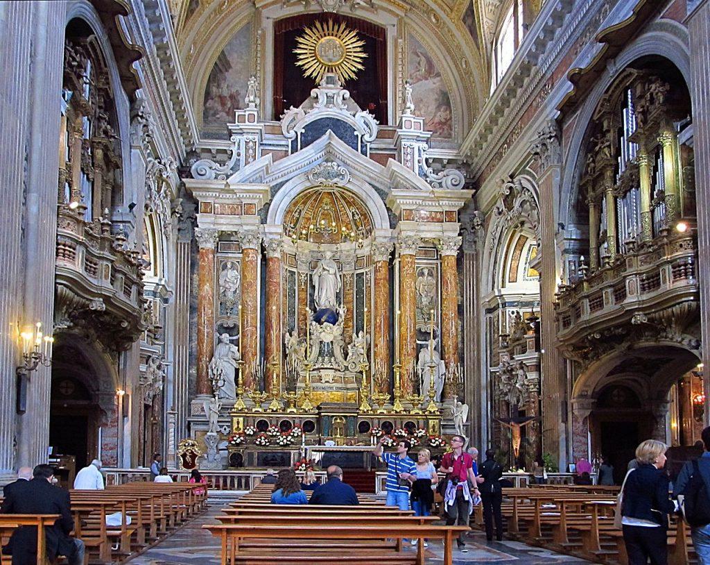 Iglesia de Gesú Nuovo 8