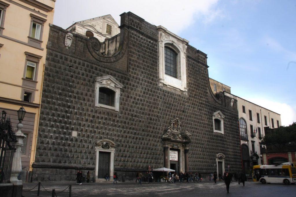 Iglesia de Gesú Nuovo 9