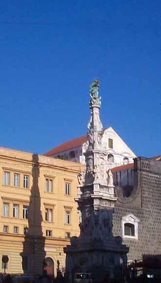Iglesia de Gesú Nuovo 13