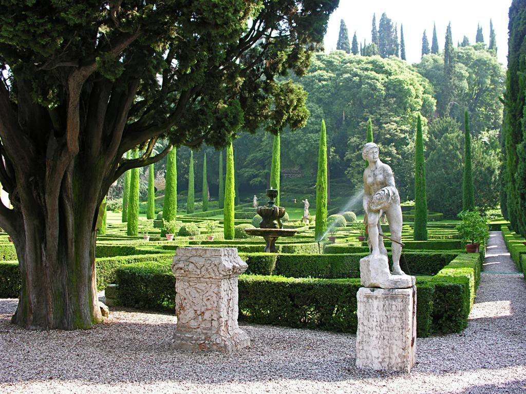 Jardin Giusti 1