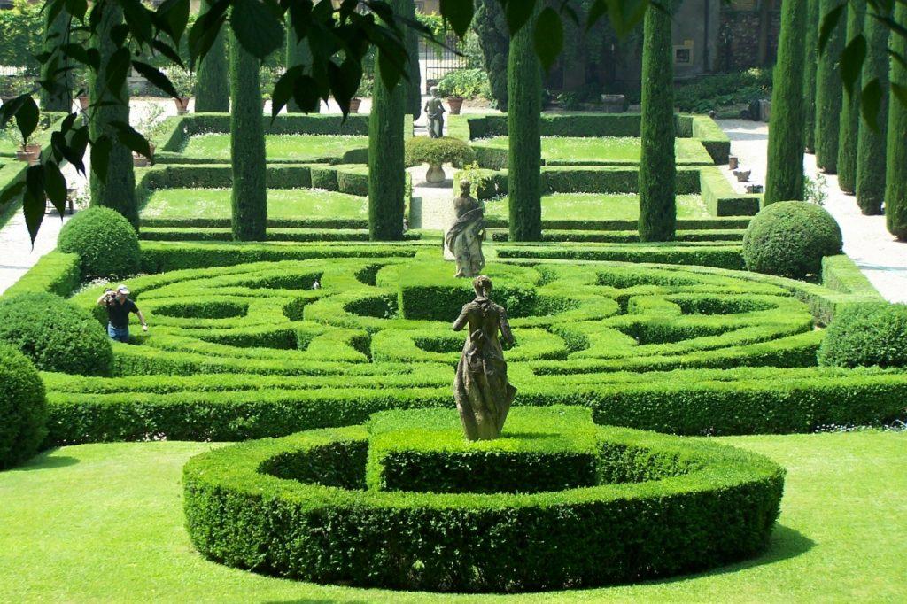 Jardin Giusti 2