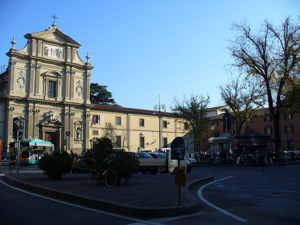 Museo Nacional de San Marcos 1
