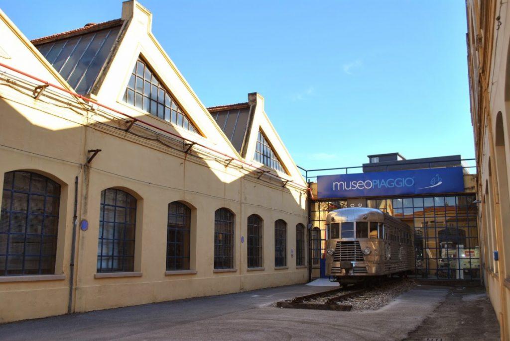 Museo Piaggio 4