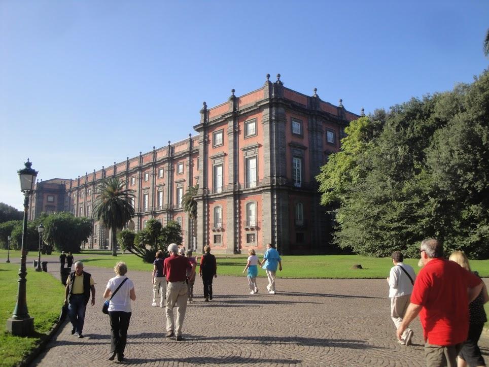 Museo y Galería de Capodimonte 1