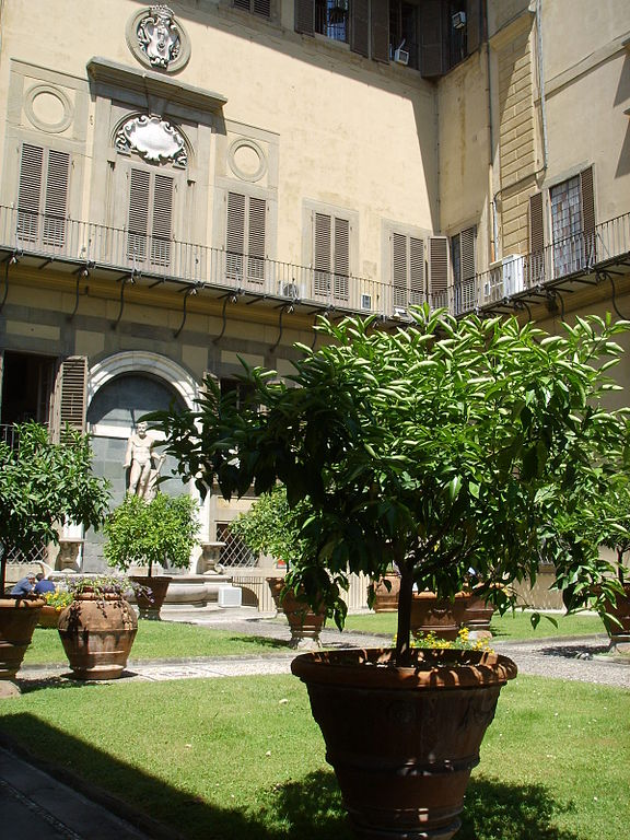 Palacio Medici- Riccardi 1
