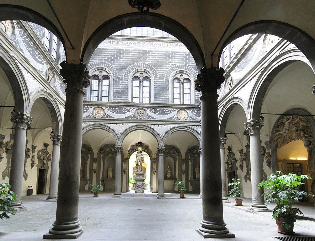 Palacio Medici- Riccardi 4