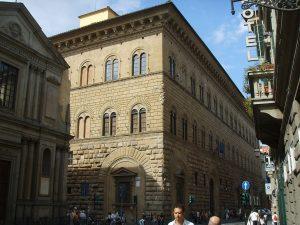 Palacio Medici- Riccardi 7
