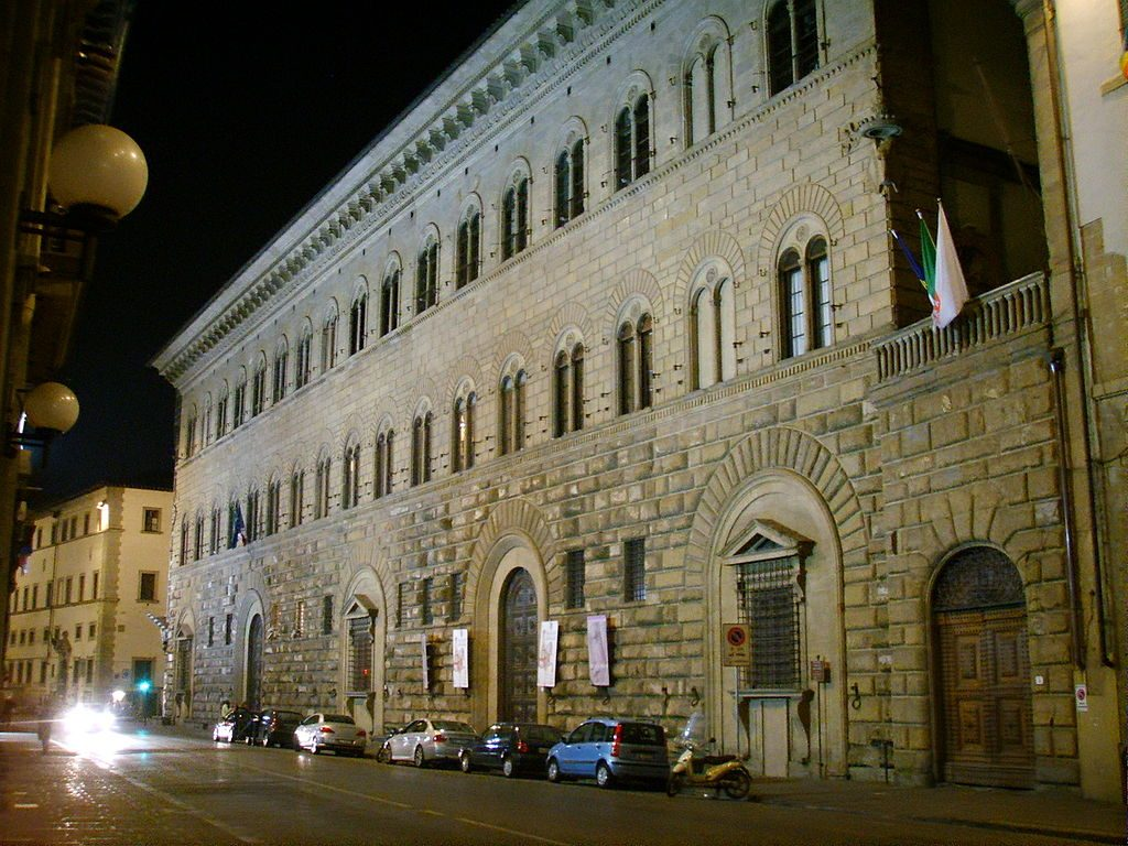 Palacio Medici- Riccardi 8