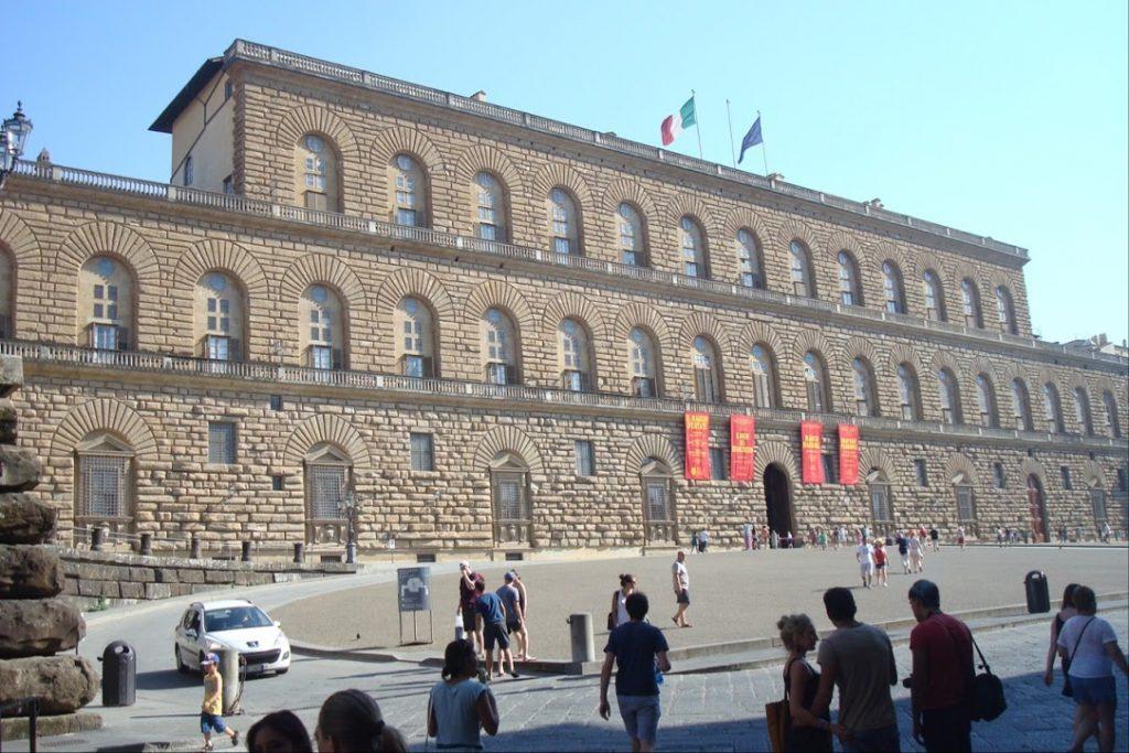 Palacio Pitti 3
