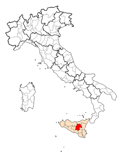 Provincia de Enna