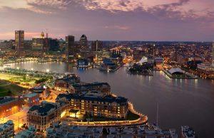 Clima en Baltimore