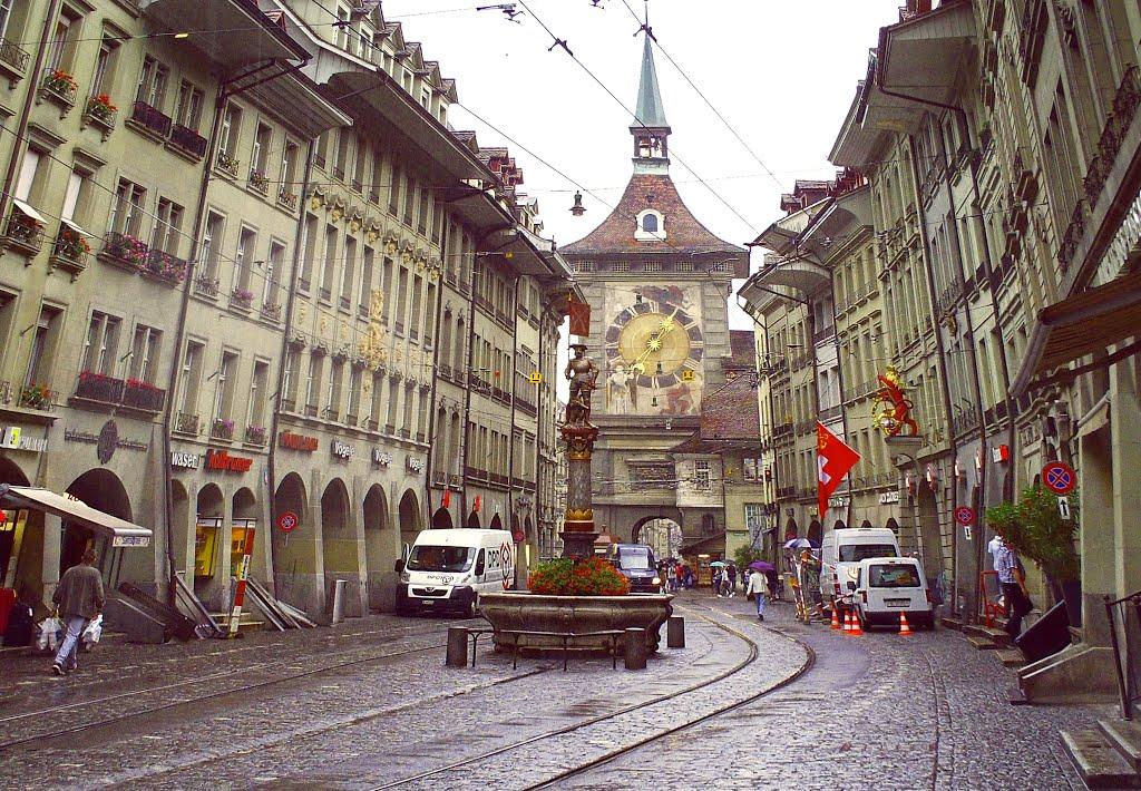 Berna: Suiza 1