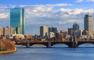Clima en Boston