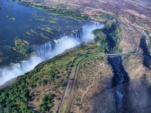 Cataratas Victoria: Zimbabwe 1