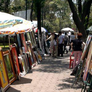 Plaza San Jacinto de México