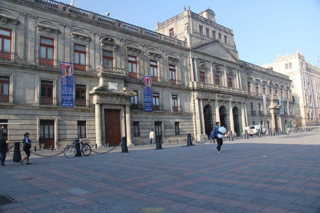 Palacio de Minería de México
