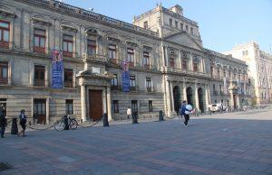 Plaza Manuel Tolsá