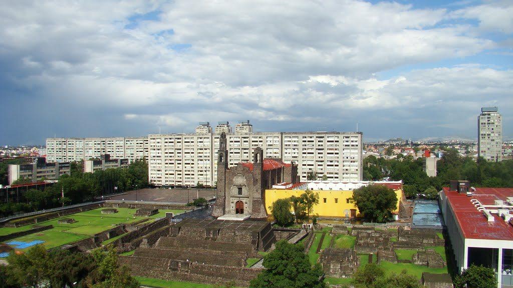 Plaza de las Tres Culturas de México