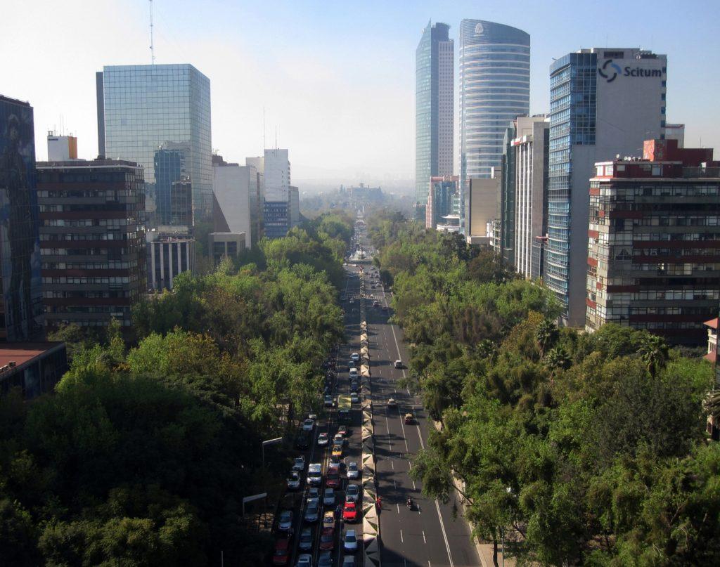 Paseo de la Reforma de México