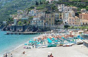 Costa Amalfitana: Italia