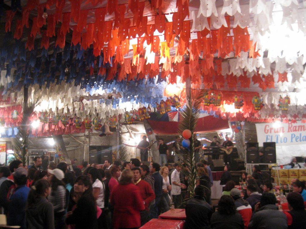 Fiestas y eventos de Chile 1