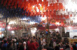 Fiestas y eventos de Chile
