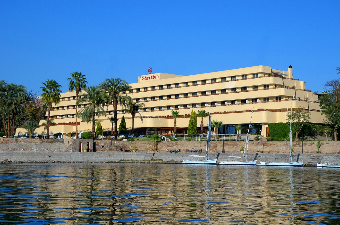 Luxor Sheraton Hotel & Resort -