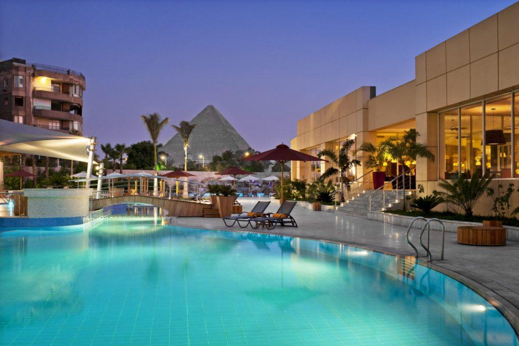 Hotel Méridien-El Cairo