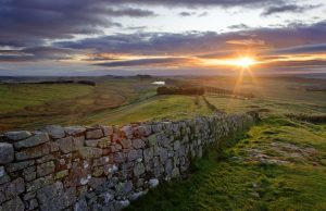 Muro de Adriano: Norte de Inglaterra