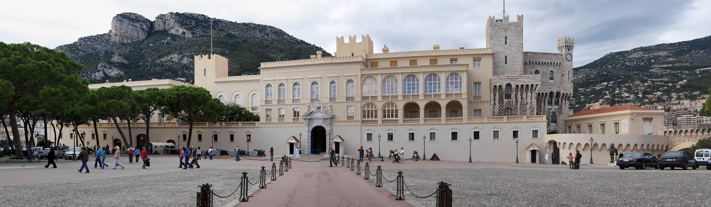 Palacio del Príncipe de Mónaco 1