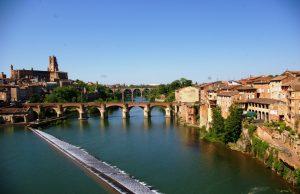 Clima de Toulouse
