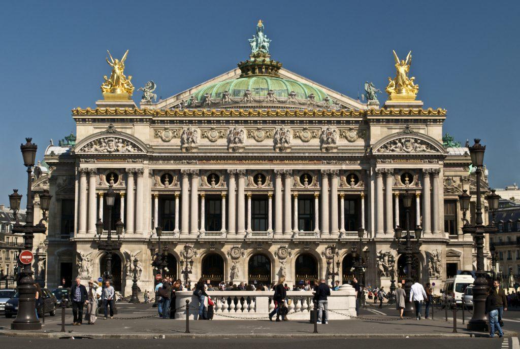 Ópera Garnier 1