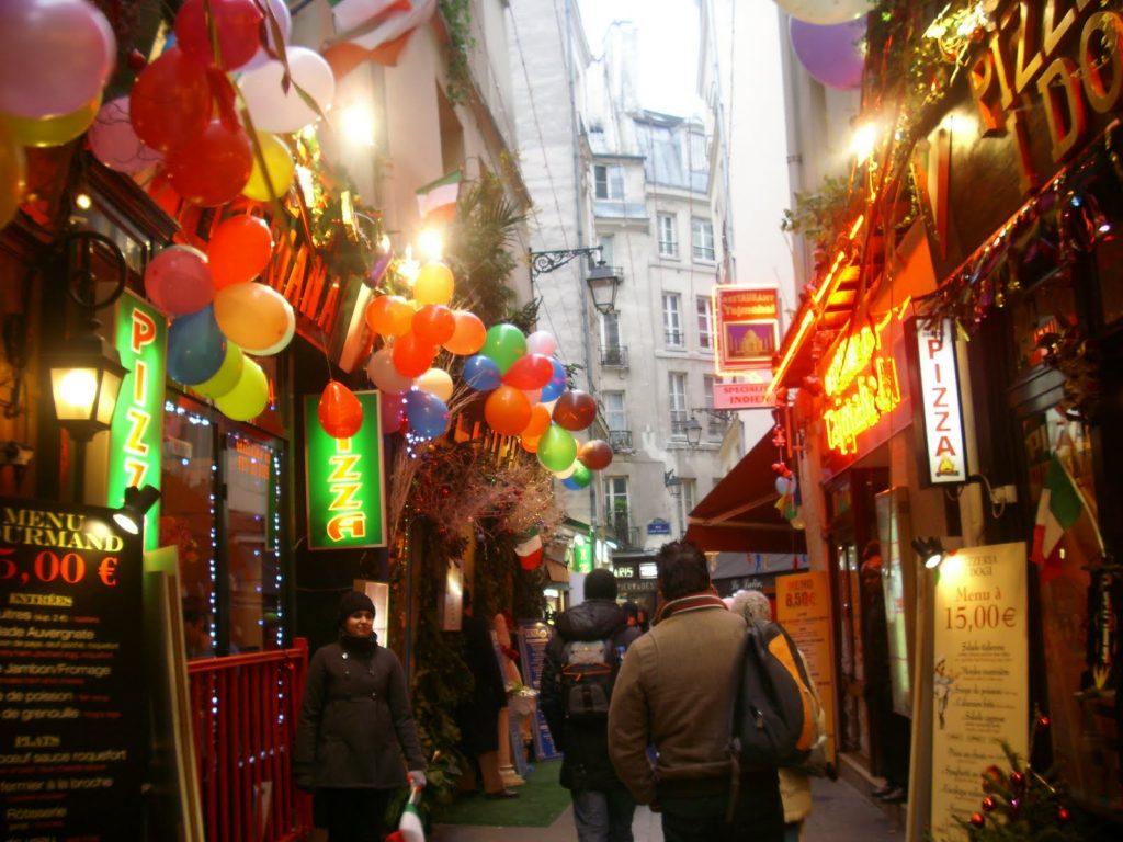 Barrio Latino de Paris 1