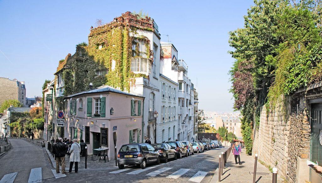 Barrios de París 1