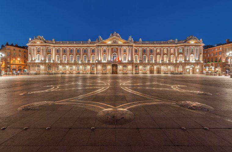 Capitolio de Toulouse 1