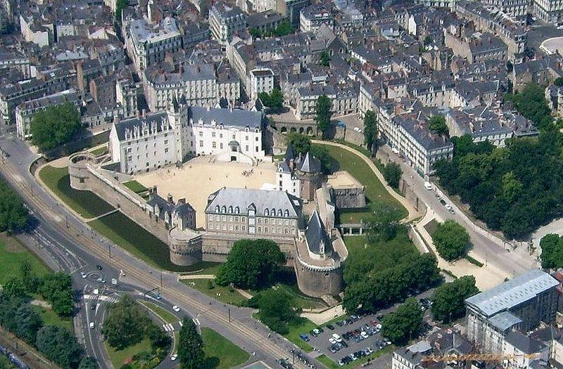 Castillo de los Duques de Bretaña 1