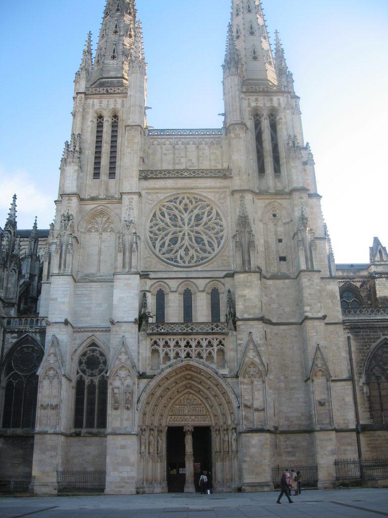 Catedral de Burdeos 1