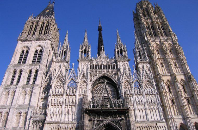 Catedral de Ruán 1