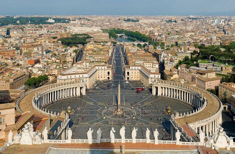 Ciudad del Vaticano: Roma 1
