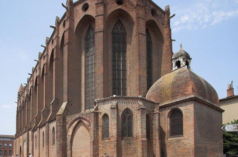 Convento de los Jacobinos de Toulouse 1