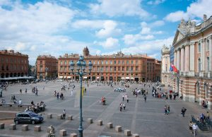 Desplazarse en Toulouse
